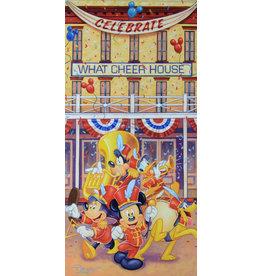 DISNEY What Cheer -  Disney Treasure On Canvas
