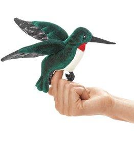Folkmanis: Mini Hummingbird Puppet