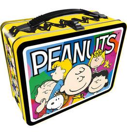 Peanuts Tin Lunch Box