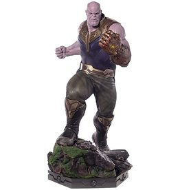 MARVEL COMICS Thanos Statue by Iron Studios