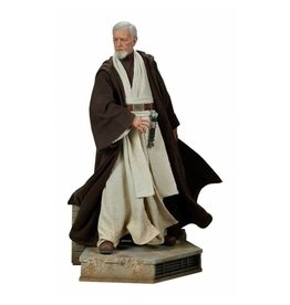 STAR WARS Obi Wan Kenobi Premium Format Figure by Sideshow Collectibles
