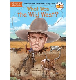 WhoHQ: What Was the Wild West?
