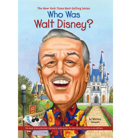 WhoHQ: Who Was Walt Disney?
