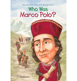 WhoHQ: Who Was Marco Polo?