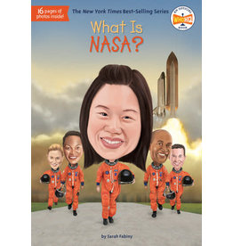 WhoHQ: What Is NASA?