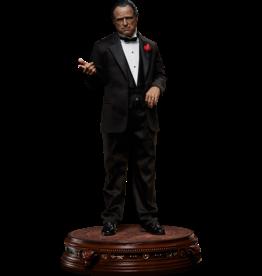 Vito Corleone Statue