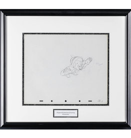 DISNEY Pinocchio Wave Production Sketch