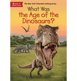 WhoHQ: What Was the Age of the Dinosaurs?