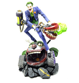 DC COMICS The Joker Rebirth Statue
