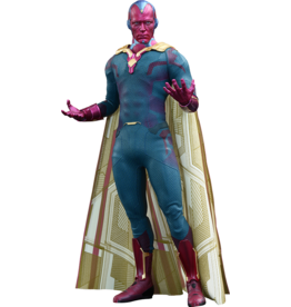 MARVEL COMICS Vision Sixth Scale Figure