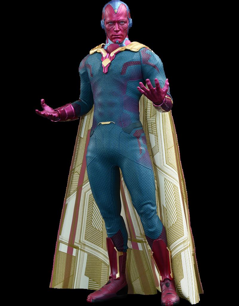 MARVEL COMICS Vision Sixth Scale Figure