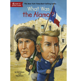 WhoHQ: What Was the Alamo?