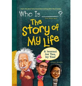 WhoHQ: Who Is _?  Story of My Life