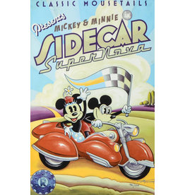 DISNEY Sidecar Super Nova