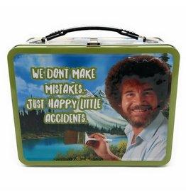 Bob Ross Tin Lunch Box