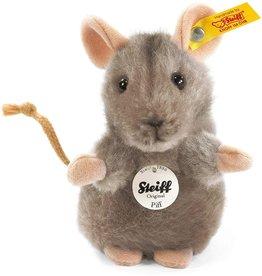 STEIFF Steiff: Piff Grey Mouse