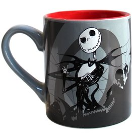 Jack Red/Grey Mug