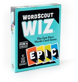 Wordscout Wiz Card Game