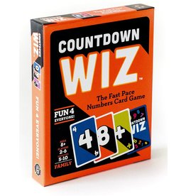 Countdown Wiz Card Game