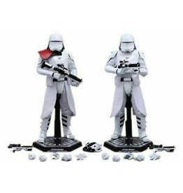 STAR WARS First Order Snowtroopers Sixth Scale Figure