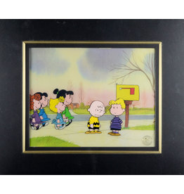 Charlie and The Gang Cel