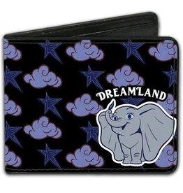 Dumbo Bi-Fold Wallet