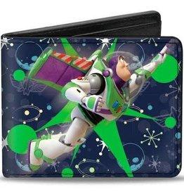 Buzz Bi-Fold Wallet