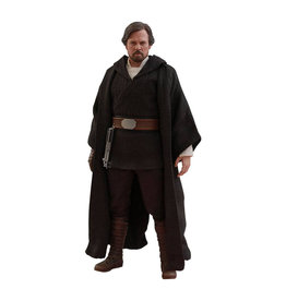 STAR WARS Luke Skywalker Crait Sixth Scale Figure