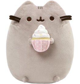 "Pusheen Snackables Sprinkled Cupcake 9.5"""