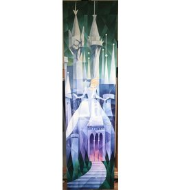 DISNEY Cinderella's Castle - Original