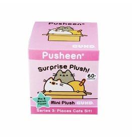 Pusheen Surprise Plush Blind Box Series 3