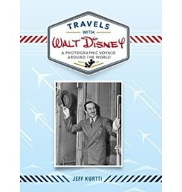 Travels With Walt Disney Book