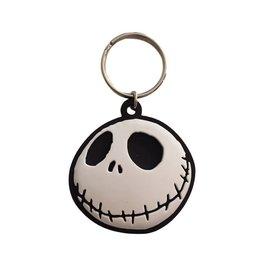 Jack Head Soft Keychain