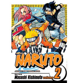 Naruto Manga Vol. 2