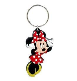 Minnie Soft Keychain