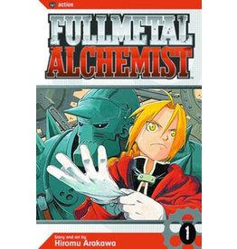 Fullmetal Alchemist Manga Vol. 1