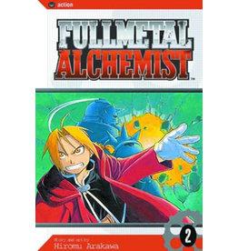 Fullmetal Alchemist Manga Vol. 2