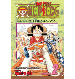 One Piece Manga Vol. 2