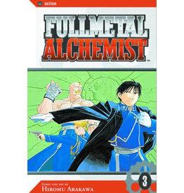 Fullmetal Alchemist Manga Vol. 3