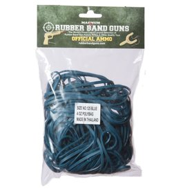 Rubber Band Ammo Blue