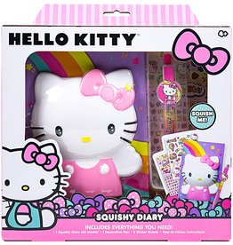 Hello Kitty Squishy Diary