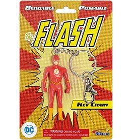 The Flash Bendable Figure Keychain 3""
