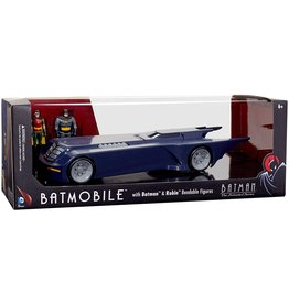 Batmobile 1992 With Batman & Robin 1:24