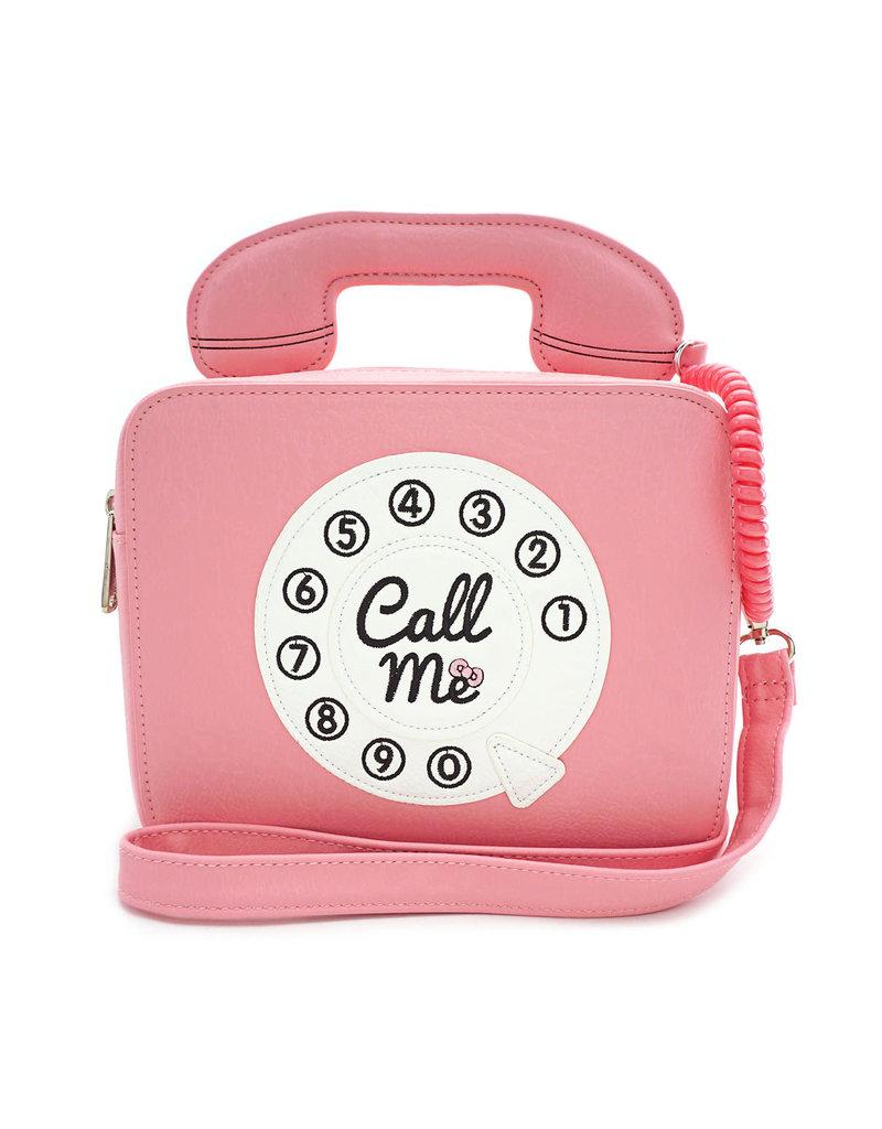 LOUNGEFLY Hello Kitty Call Me Crossbody Bag