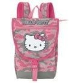 Hello Kitty Small Backpack:camouflauge