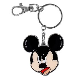 Mickey 2 Faces Keychain