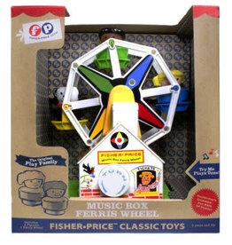 Fisher-Price Musical Ferris Wheel Toy