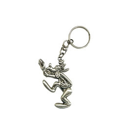 Goofy Metal Keychain