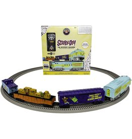Scooby Doo Mystery Machine Ready to Play Train with Remote and Bluetooth