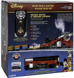 Mickey & Friends Express with Remote and Bluetooth